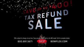 Bowflex Max Trainer Tax Refund Sale TV Spot, 'Here's What's Wrong' - Thumbnail 5