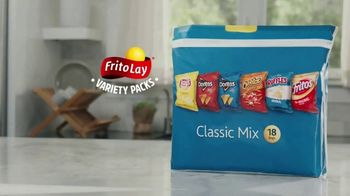 Frito Lay Classic Mix TV Spot, 'Soccer Game Checklist' - Thumbnail 6