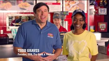 Raising Cane's TV Spot, 'All About Quality: Cane Sauce' - Thumbnail 9