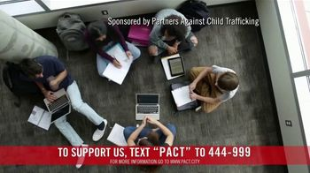 Partners Against Child Trafficking (PACT) TV Spot, '2019 PSA' - Thumbnail 8