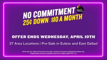 Planet Fitness No Commitment Sale TV Spot, 'The Right Time' - Thumbnail 9