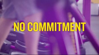 Planet Fitness No Commitment Sale TV Spot, 'The Right Time' - Thumbnail 2