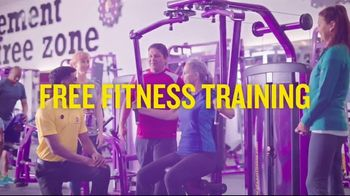 Planet Fitness No Commitment Sale TV Spot, 'The Right Time' - Thumbnail 3