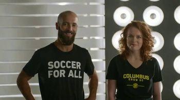 MLS Works TV Spot, 'Todos son bienvenidos' con Carlos Vela, Diego Valeri [Spanish]