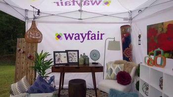 Wayfair TV Spot, 'TLC Channel: Trading Spaces: Measure' - Thumbnail 1