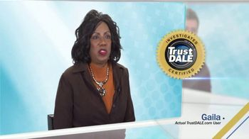 TrustDALE TV Spot, 'Looking Out for Consumers'