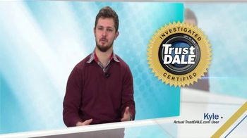 TrustDALE TV Spot, 'Looking Out for Consumers' - Thumbnail 4