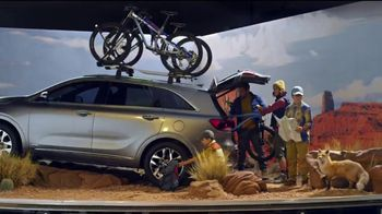 Kia TV Spot, 'SUVs for All: Bringing It to You' [T2]