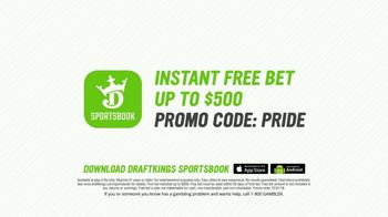 DraftKings Sportsbook TV Spot, 'Something's Wrong: Cash' Ft Charles Barkley - Thumbnail 10