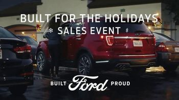 Ford Built for the Holidays Sales Event TV Spot, 'Both Sides' [T2] - Thumbnail 5