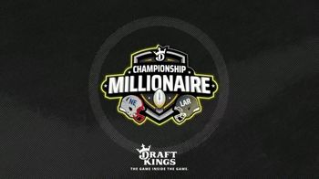 DraftKings TV Spot, '2019 Championship Millionaire' - 521 commercial airings