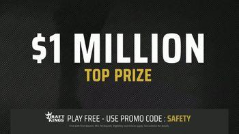 DraftKings TV Spot, '2019 Championship Millionaire' - Thumbnail 7