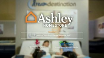 Ashley HomeStore TV Spot, 'Sleep Geeks: Perfect Mattress' Song by Midnight Riot - Thumbnail 10