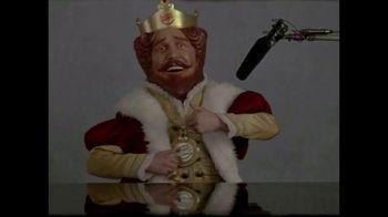 Burger King Super Bowl 2019 Teaser TV Spot, 'Testing, 1-2-3' - Thumbnail 2