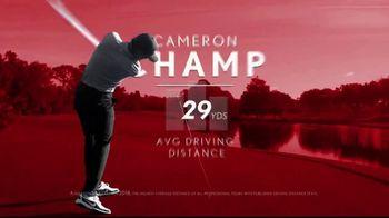 Srixon Golf Z-Star TV Spot, 'The Longest on Tour' Featuring Cameron Champ - Thumbnail 2
