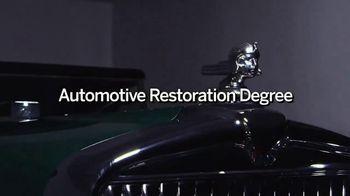 Academy of Art University TV Spot, 'Automotive Restoration Degree'