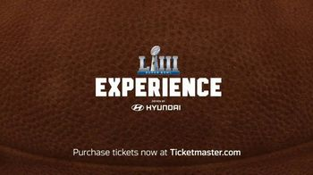 NFL Super Bowl LIII Experience TV Spot, 'Georgia World Congress Center' - Thumbnail 9