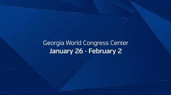 NFL Super Bowl LIII Experience TV Spot, 'Georgia World Congress Center' - Thumbnail 8