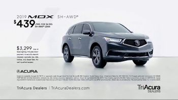 2019 Acura MDX TV Spot, 'Precison Winter Performance' [T2] - Thumbnail 10