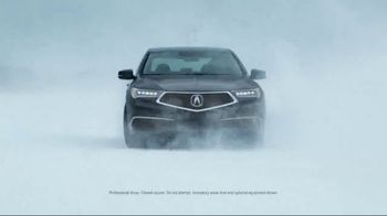 2019 Acura MDX TV Spot, 'Precison Winter Performance' [T2] - Thumbnail 3