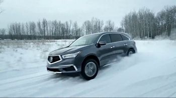 2019 Acura MDX TV Spot, 'Precison Winter Performance' [T2] - Thumbnail 5