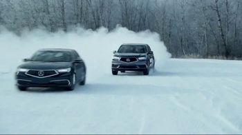 2019 Acura MDX TV Spot, 'Precison Winter Performance' [T2] - Thumbnail 8
