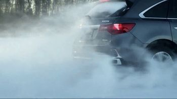 2019 Acura MDX TV Spot, 'Precison Winter Performance' [T2] - 91 commercial airings