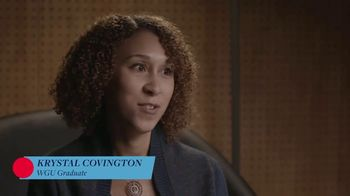 Western Governors University TV Spot, 'Lifetime: Making Progress, Not Just Connections' - Thumbnail 2