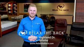 Relax the Back Clearance Sale TV Spot, 'Relieve Back and Muscle Pain' - Thumbnail 10