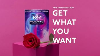 K-Y Brand Yours + Mine TV Spot, 'Valentine's Day' - Thumbnail 10
