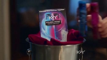 K-Y Brand Yours + Mine TV Spot, 'Valentine's Day' - Thumbnail 6