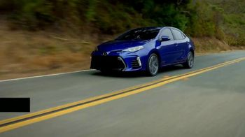 Toyota Corolla TV Spot, 'Dynamic Styling, Exceptional Performance' [T2] - Thumbnail 1