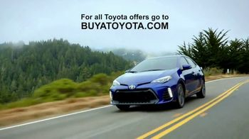 Toyota Corolla TV Spot, 'Dynamic Styling, Exceptional Performance' [T2] - Thumbnail 10
