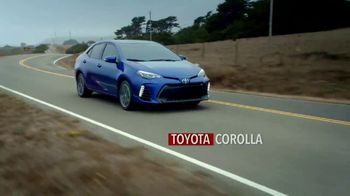 Toyota Corolla TV Spot, 'Dynamic Styling, Exceptional Performance' [T2] - Thumbnail 9