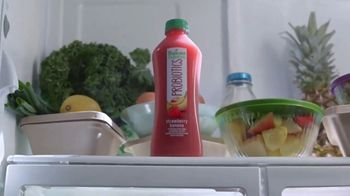 Tropicana Essentials Probiotics TV Spot, 'Start Your Day With a Billion Active Cultures' Song by Richard Strauss