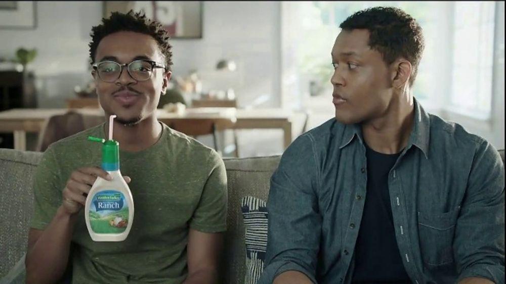 Hidden Valley Ranch TV Commercial, 'Straw'