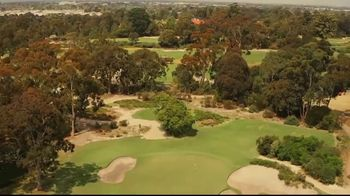 Tourism Australia TV Spot, 'The Royal Melbourne Golf Club' - Thumbnail 7