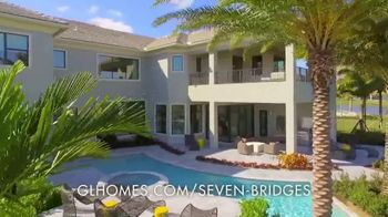 GL Homes Seven-Bridges TV Spot, 'Enjoy It All' - Thumbnail 3