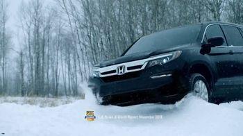 2019 Honda Pilot TV Spot, 'Baudette, Minnesota'  [T2] - Thumbnail 5