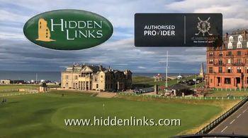 Hidden Links TV Spot, 'Road Hole Bunker' - Thumbnail 7