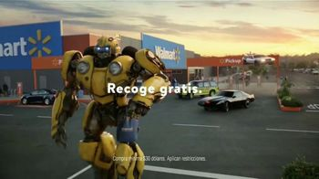 Walmart Grocery Pickup TV Spot, 'Famous Cars' canción de Gary Numan [Spanish] - Thumbnail 9