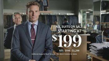 JoS. A. Bank Super Saturday Sale TV Spot, 'Suits, Dress Shirts and Sport Shirts' - Thumbnail 5