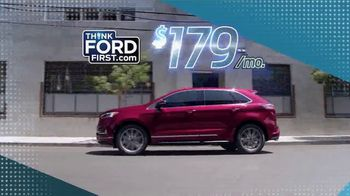 2019 Ford Edge TV Spot, 'Auto Show Special Offer: Edge' [T2] - Thumbnail 8