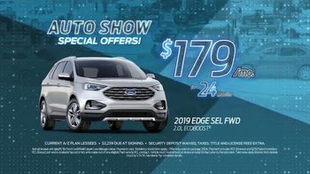2019 Ford Edge TV Spot, 'Auto Show Special Offer: Edge' [T2] - Thumbnail 3
