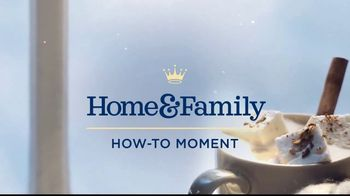 Uncle Ben's Ready Rice TV Spot, 'Hallmark Channel: Home & Family How-To Moment' - Thumbnail 2