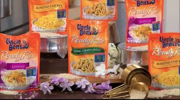 Uncle Ben's Ready Rice TV Spot, 'Hallmark Channel: Home & Family How-To Moment' - Thumbnail 5