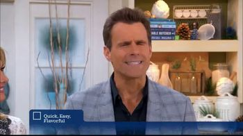 Uncle Ben's Ready Rice TV Spot, 'Hallmark Channel: Home & Family How-To Moment' - Thumbnail 6