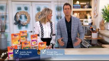 Uncle Ben's Ready Rice TV Spot, 'Hallmark Channel: Home & Family How-To Moment' - Thumbnail 9