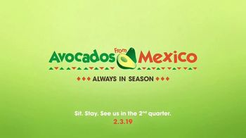 Avocados From Mexico Super Bowl 2019 Teaser TV Spot, 'Poker' Featuring Kristin Chenoweth - Thumbnail 6