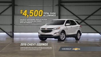2019 Chevrolet Equinox TV Spot, 'Chevy Surprises Competitive Owners When It Comes to Reliability' [T2] - Thumbnail 10